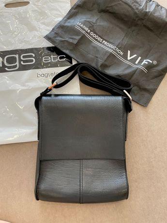 Кожаная сумка bags