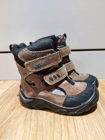 Śniegowce, buty zimowe Ecco Snowride rozm. 25 dla chłopca