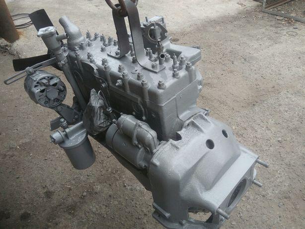Двигатель газ51 газ52