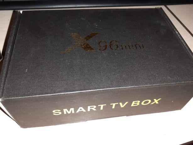 x96 mini 1/8gb медиаплеер. android 7.1 . tv box. smart tv. новые