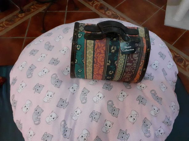 Troco/vendo Baú Novo Home Collection