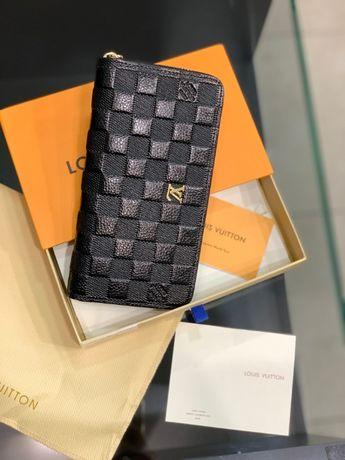 Органайзер бумажник портмоне кошелек купюрник Louis Vuitton k330