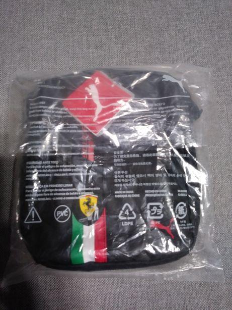 Sprzedam oryginalną torebkę, saszetke marki PUMA FERRARI + GRATIS!!!