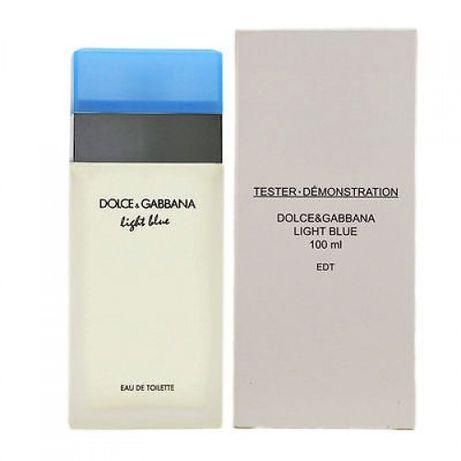 Духи Dolce&Gabbana Light Blue 100 ml тестер оригинал