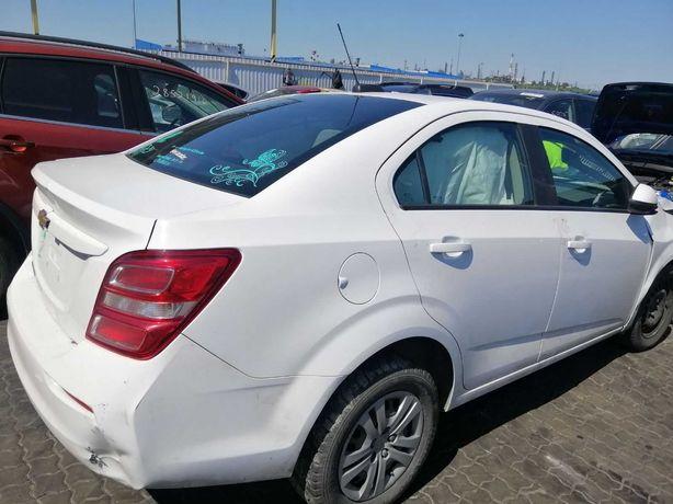 Продам 2016 Chevrolet SONIC растаможен