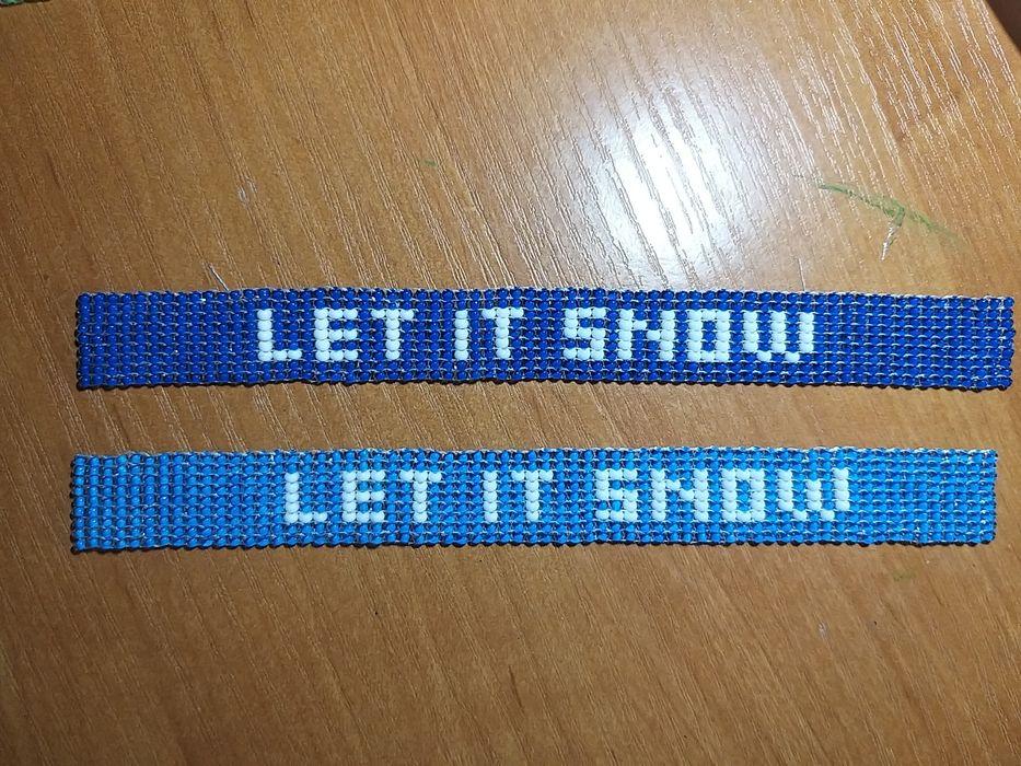 Браслет Let It Snow Запорожье - изображение 1
