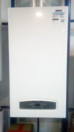 Котел газовый Ariston CARES X 24 FF двухконтурный