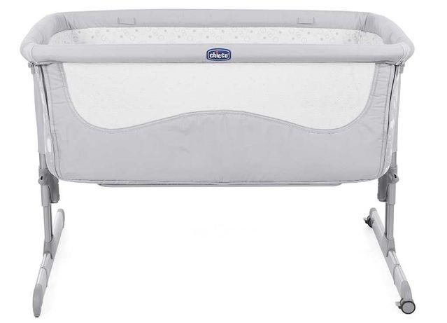 Chicco next2me łóżeczko dostawne, nowe, przecenione, defekt