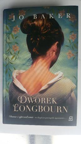 Jo Baker - Dworek Longbourn