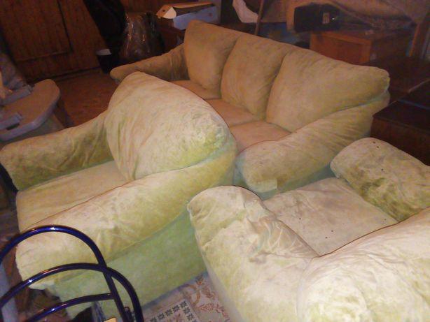 Диван и два кресла Прогресс