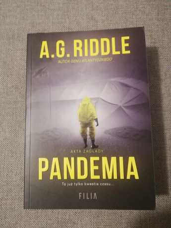 A. G. Riddle Pandemia