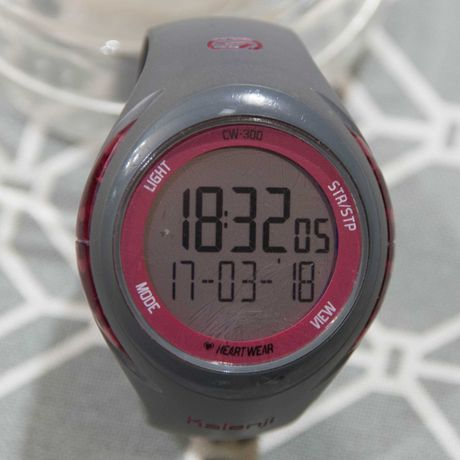 Zegarek sporotwy Kalenji Geonaute pulsometr