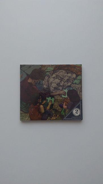 2sty Puzzle nowa w folii płyta CD hip hop rap