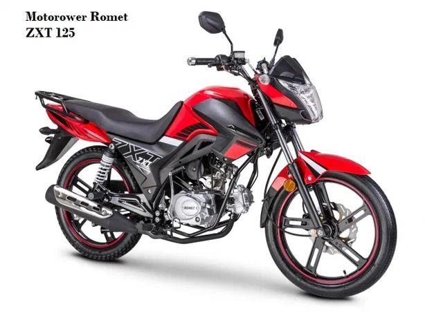 Romet ZXT 125 Skuter,motorower,motocykl,serwis,naprawa