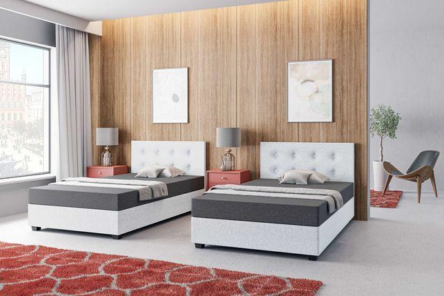 Tapczan młodzieżowy, łóżko hotelowe pojemnik+pościel gratis hurt/detal