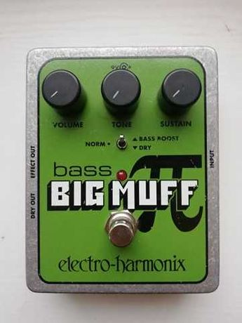 Electro Harmonix Big Muff bass