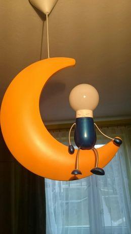 Lunardo księżyc lampa wisząca PHILIPS DISNEY