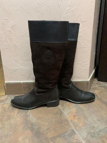 продаю жіночі чобітки 37 розмір