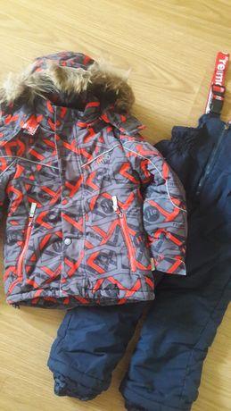 Продам комплект Reimo для хлопчика на зиму