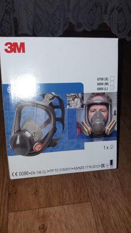 Полнолицевая маска 3M серии 6900