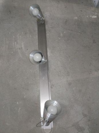 Lampa sufitowa aluminiowa Kramare