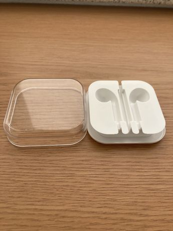 Caixa Apple para Auricular Earpod Fones
