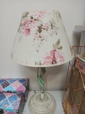Lampka stojąca piękna