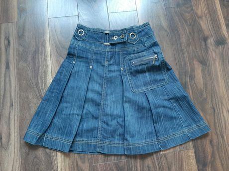 Spódnica damska dżinsowa roz.S