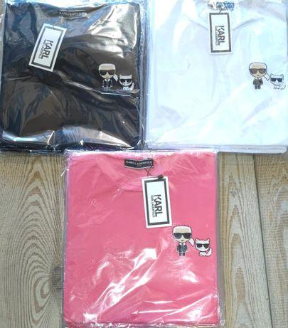 Damskie Koszulki Karl Lagerfeld