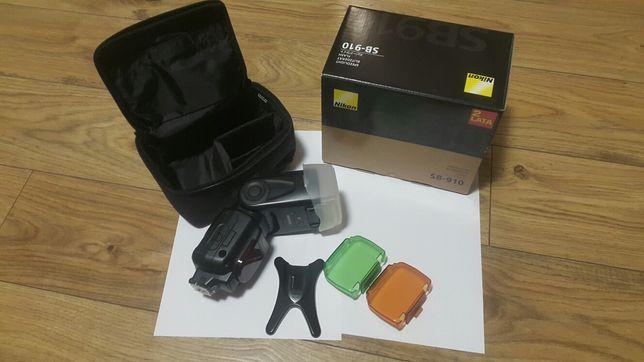 Lampa Nikon SB-910