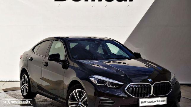 BMW 216 Gran Coupé d Advantage