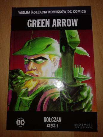 Wielka Kolekcja Komiksów DC - Tom 3 - Green Arrow - Kołczan, część 1