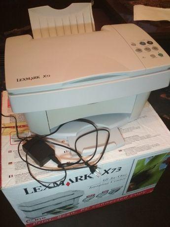 Сканер, принтер.