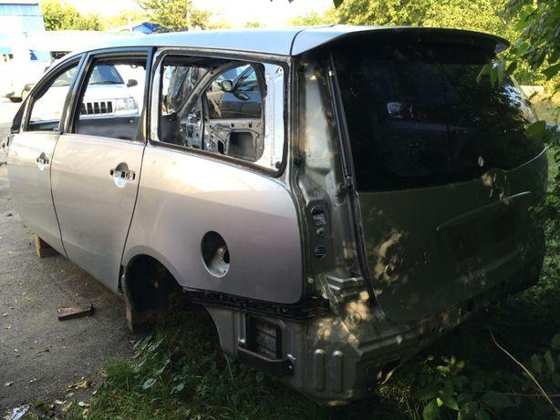 Кузов, четверть, крыло дверь крыша Mitsubishi Grandis грандис разборка