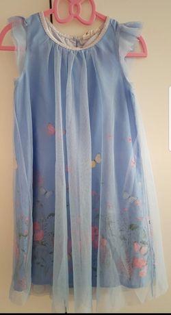 Sukienka  rozmiar 122 - 128