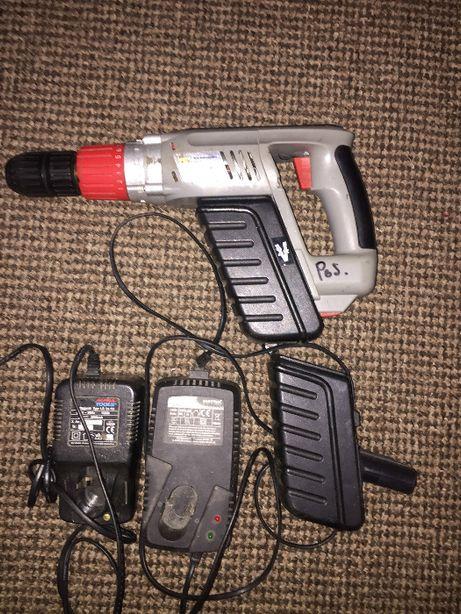 Продам немецкий аккумуляторный перфоратор 24 В.