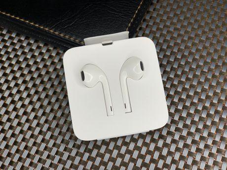 БЕЗ ПРЕДОПЛАТ Apple EarPods lightning Оригинальные наушники