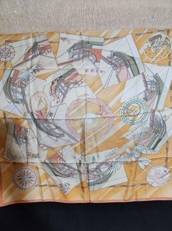 Оригинальный платок Hermes