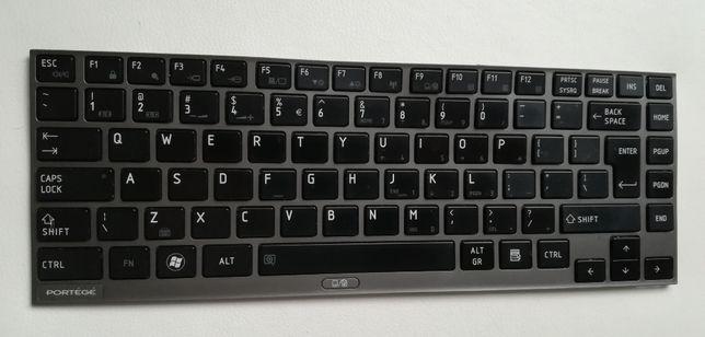 Klawiatura do laptopa Toshiba Portege