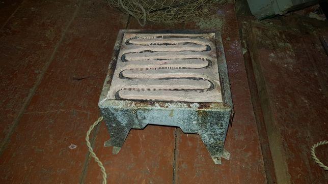 Электроплитка рабочая 2 шт