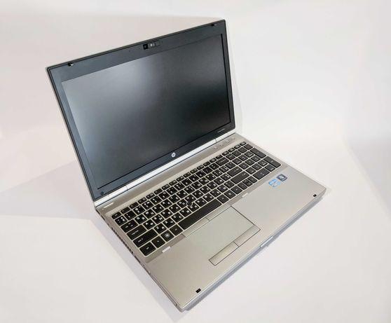 HP EliteBook 8560p i7/HD+/8G_RAM/500GB_SSHD/AMD 7470M/RS-232