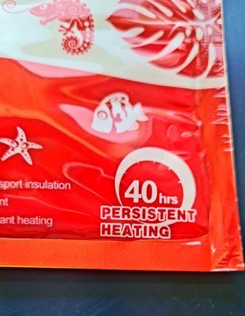 heat pack heatpack - ogrzewacz do transportu ryb, 40h, super cena