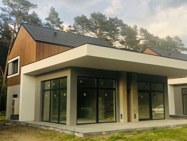 Dom jezioro turawskie, pompa ciepła, Smart Home