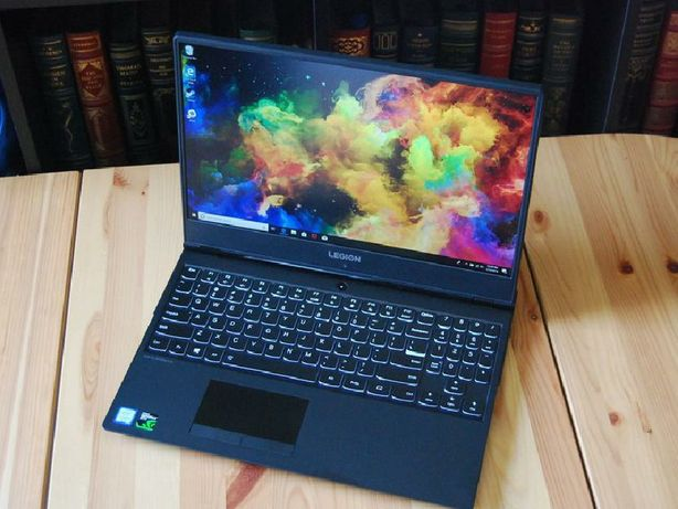 Продам ноутбук lenovo legion y530 i7 8750h 1050 ti