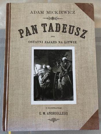 Pan Tadeusz edycja luksusowa