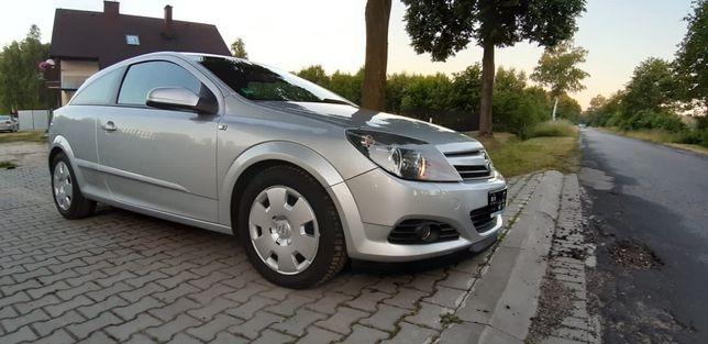 Opel astra gtc 1.4 idealna z niemiec opłacona nowy rozrząd niski przeb