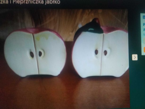Jabłuszko zabawka