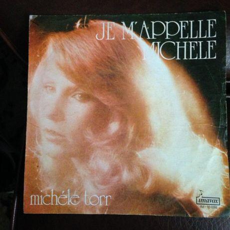 Disco de Vinil - Michéle Torr - Je m'appelle Michele