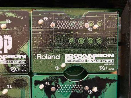 Roland SR-JV80-04 Vintage Synth Placa De Expansão(RARA)