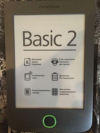 Електронна книга POCKETBOOK BASIC 2